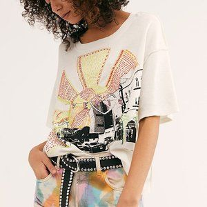 NEW Free People We The Free Road House Tee